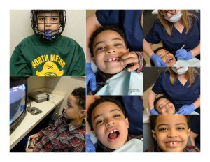 Dentist for Kids Dental Emergency Collage Twin Cities